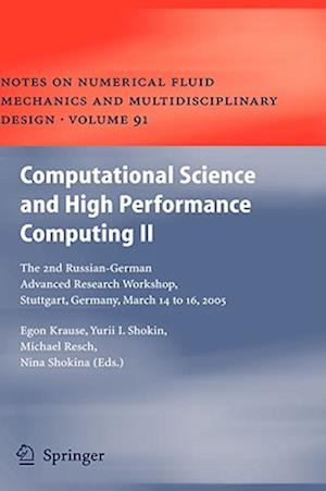 Computational Science and High Performance Computing II