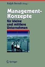 Management-konzepte Fur Kleine Und Mittlere Unternehmen af Ralph Berndt