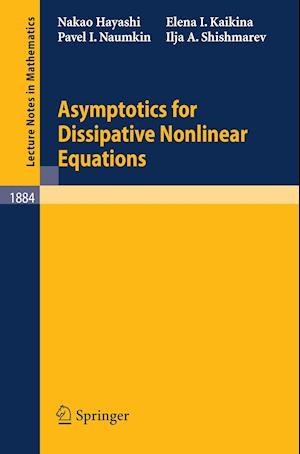 Asymptotics for Dissipative Nonlinear Equations
