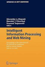 Intelligent Information Processing and Web Mining (Advances in Intelligent and Soft Computing, nr. 35)