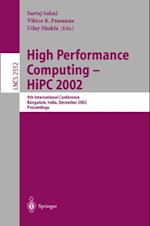 High Performance Computing - HiPC 2002 (Lecture Notes in Computer Science)
