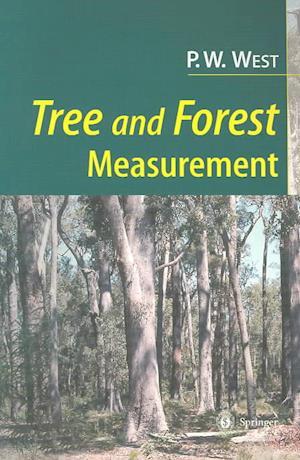 Bog, paperback Tree and Forest Measurement af Phil West