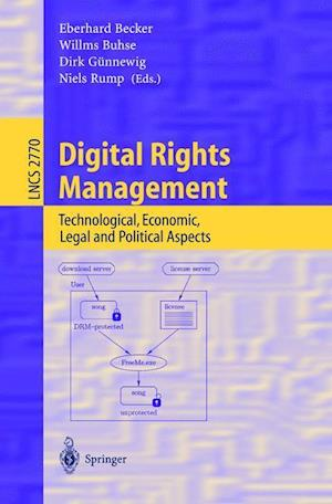 Digital Rights Management : Technological, Economic, Legal and Political Aspects