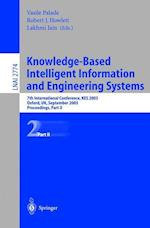 Knowledge-Based Intelligent Information and Engineering Systems (Lecture Notes in Computer Science, nr. 2774)