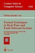 Formal Techniques in Real-Time and Fault-Tolerant Systems (Lecture Notes in Computer Science, nr. 1926)