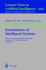 Foundations of Intelligent Systems (Lecture Notes in Computer Science, nr. 1932)
