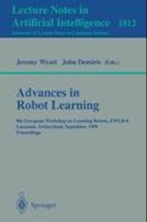 Advances in Robot Learning
