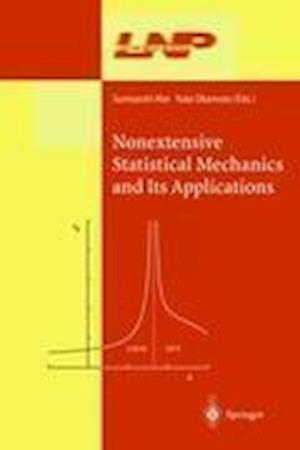 Nonextensive Statistical Mechanics and Its Applications