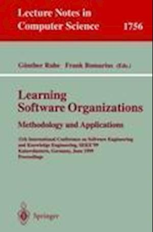 Learning Software Organizations: Methodology and Applications