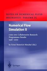 Numerical Flow Simulation II (Notes on Numerical Fluid Mechanics and Multidisciplinary Design, nr. 75)