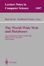 The World Wide Web and Databases af Dan Suciu, Gottfried Vossen