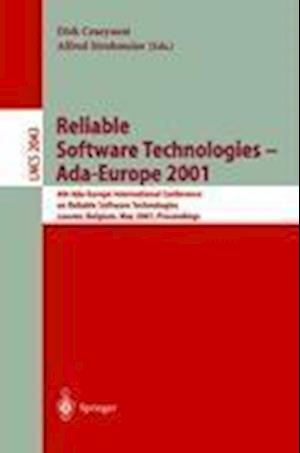 Reliable Software Technologies - Ada-Europe 2001