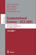 Computational Science - ICCS 2001