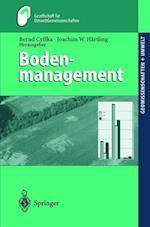 Bodenmanagement (Geowissenschaften Und Umwelt)