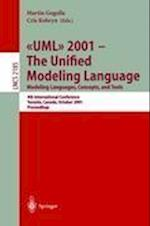 UML 2001 - The Unified Modeling Language. Modeling Languages, Concepts, and Tools : 4th International Conference, Toronto, Canada, October 1-5, 2001.