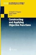 Constructing and Applying Objective Functions af A S Tangian, Josef Gruber