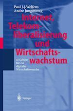 Internet, Telekomliberalisierung Und Wirtschaftswachstum af Paul J J Welfens
