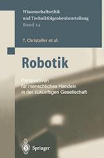 Robotik (Wissenschaftsethik und Technikfolgenbeurteilung, nr. 14)