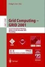 Grid Computing (Lecture Notes in Computer Science, nr. 2242)