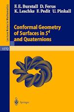 Conformal Geometry of Surfaces in S4 and Quaternions af Francis E. Burstall, Katrin Leschke, Dirk Ferus