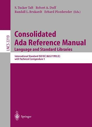 Consolidated Ada Reference Manual