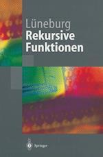 Rekursive Funktionen af Heinz L Neburg, Heinz La1 4neburg, Heinz Luneburg