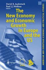 The New Economy and Economic Growth in Europe and the US af Paul J J Welfens, David B Audretsch