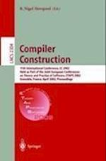 Compiler Construction (Lecture Notes in Computer Science, nr. 2304)