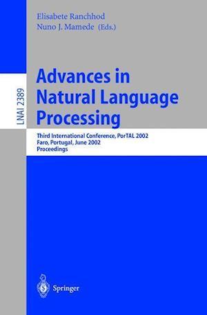 Advances in Natural Language Processing