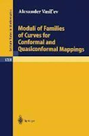 Moduli of Families of Curves for Conformal and Quasiconformal Mappings