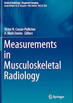 Measurements in Musculoskeletal Radiology (Medical Radiology)