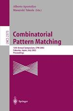 Combinatorial Pattern Matching (Lecture Notes in Computer Science, nr. 2373)