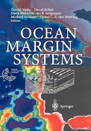 Bog, hardback Ocean Margin Systems af Bo Parker Jorgensen