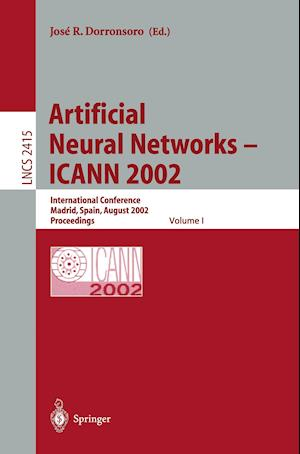 Artificial Neural Networks - ICANN 2002