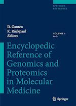 Encyclopedic Reference of Genomics and Proteomics in Molecular Medicine (Encyclopedic Reference of Genomics and Proteomics in Molecular Medicine)