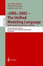 UML 2002 - the Unified Modeling Language af Heinrich Hussman, Jean Marc Jezequel, Stephen Cook