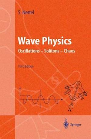 Bog, hardback Wave Physics af Stephen Nettel
