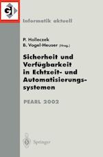 Sicherheit Und Verfugbarkeit in Echtzeit- Und Automatisierungssystemen (Informatik Aktuell)