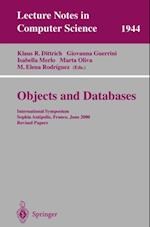 Objects and Databases (Lecture Notes in Computer Science)