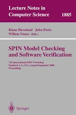 SPIN Model Checking and Software Verification (Lecture Notes in Computer Science)