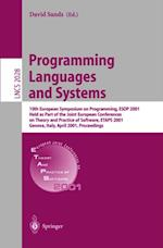 Programming Languages and Systems (Lecture Notes in Computer Science)