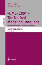 UML 2001 - The Unified Modeling Language. Modeling Languages, Concepts, and Tools (Lecture Notes in Computer Science)