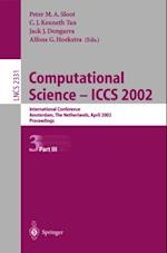 Computational Science - ICCS 2002 (Lecture Notes in Computer Science)