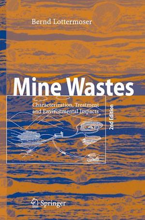 Bog, hardback Mine Wastes af Bernd G. Lottermoser