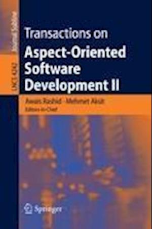 Transactions on Aspect-Oriented Software Development II