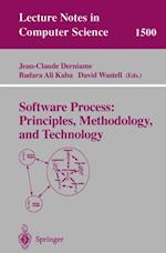 Software Process: Principles, Methodology, and Technology (Lecture Notes in Computer Science)