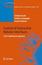 Control of Interactive Robotic Interfaces af Cesare Fantuzzi, Cristian Secchi, Stefano Stramigioli