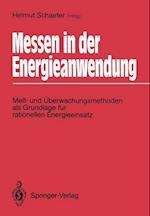 Messen in der Energieanwendung af Helmut Schaefer