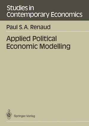 Applied Political Economic Modelling