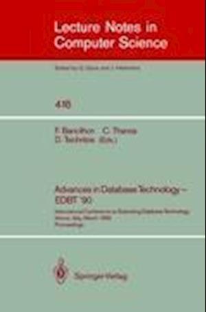 Advances in Database Technology - EDBT '90